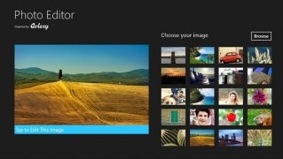 Aviary Photo Editor immagine 1 Thumbnail
