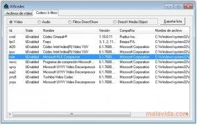 AVIcodec imagen 1 Thumbnail