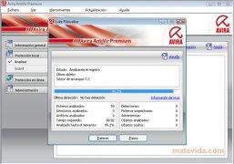 Avira AntiVir Premium image 2 Thumbnail