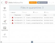Avira Antivirus Pro image 5 Thumbnail