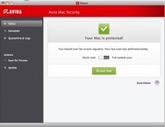 Avira Mac Security image 1 Thumbnail