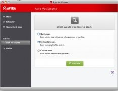 Avira Mac Security image 3 Thumbnail