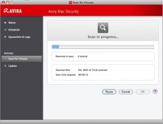 Avira Mac Security image 5 Thumbnail