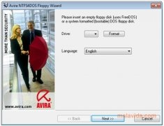 Avira NTFS4DOS imagem 1 Thumbnail