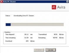 Avira PC Cleaner imagem 1 Thumbnail