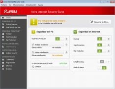 Avira Internet Security Suite imagen 1 Thumbnail
