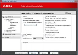 Avira Internet Security Suite Изображение 4 Thumbnail