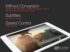 AVPlayerHD imagen 1 Thumbnail