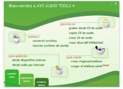 AVS Audio Tools immagine 1 Thumbnail