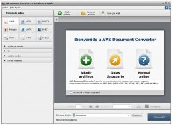 AVS Document Converter imagem 1 Thumbnail