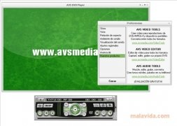 AVS DVD Player bild 2 Thumbnail