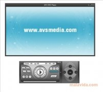 AVS DVD Player bild 4 Thumbnail