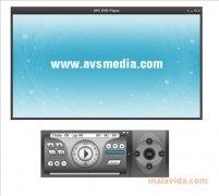 AVS DVD Player imagen 4 Thumbnail