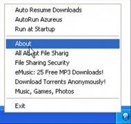 Azureus Ultra Accelerator immagine 2 Thumbnail