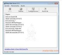 Baby Web Server imagen 1 Thumbnail