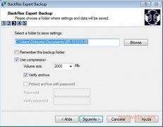BackRex Expert Backup imagen 2 Thumbnail