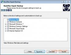BackRex Expert Backup imagen 3 Thumbnail