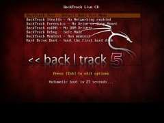 BackTrack 画像 1 Thumbnail