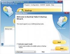 BackUp Maker image 2 Thumbnail