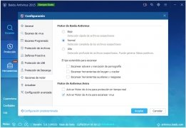 Baidu Antivirus immagine 3 Thumbnail
