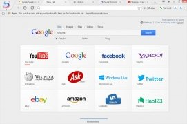 Baidu Spark Browser imagem 2 Thumbnail