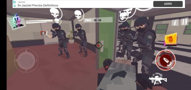 Bank Robbery Crime LA Police imagem 1 Thumbnail