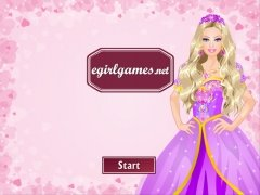 Barbie Princess Dress Up image 1 Thumbnail