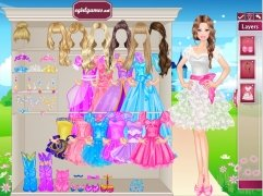 Barbie Princess Dress Up imagen 2 Thumbnail