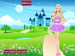 Barbie Princess Dress Up imagen 4 Thumbnail