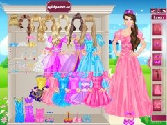 Barbie Princess Dress Up imagen 5 Thumbnail
