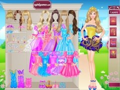 Barbie Princess Dress Up imagen 6 Thumbnail