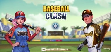 Baseball Clash imagen 2 Thumbnail