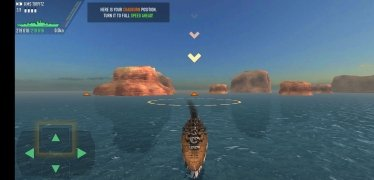 Battle of Warships: Naval Blitz imagen 3 Thumbnail