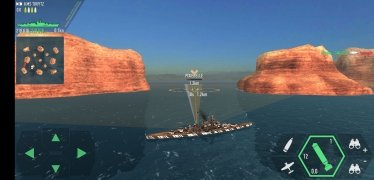 Battle of Warships: Naval Blitz imagen 4 Thumbnail