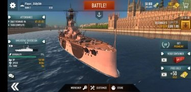 Battle of Warships: Naval Blitz imagen 5 Thumbnail