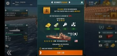 Battle of Warships: Naval Blitz imagen 7 Thumbnail