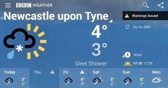 BBC Weather imagen 2 Thumbnail