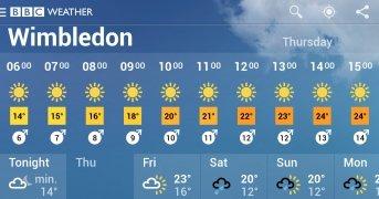 BBC Weather imagen 5 Thumbnail