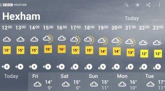 BBC Weather imagen 7 Thumbnail