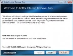 Better Internet Removal Tool image 3 Thumbnail