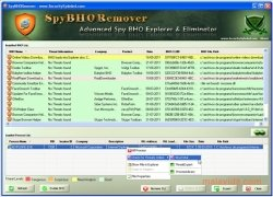BHO Remover image 3 Thumbnail