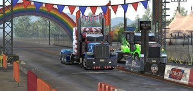 Big Rig Racing imagen 3 Thumbnail