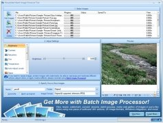 BinaryMark Batch Image Enhancer Изображение 1 Thumbnail