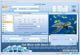 BinaryMark Batch Image Resizer Изображение 2 Thumbnail