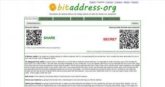 bitaddress Изображение 1 Thumbnail