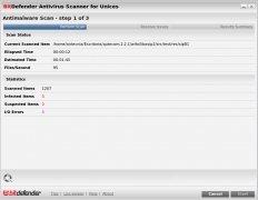 Bitdefender Antivirus Scanner bild 2 Thumbnail