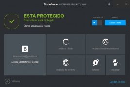 Bitdefender Internet Security imagem 1 Thumbnail