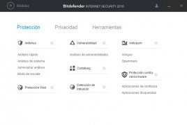 Bitdefender Internet Security immagine 2 Thumbnail