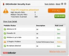 BitDefender Security Scan imagem 3 Thumbnail