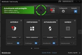 BitDefender Total Security bild 1 Thumbnail